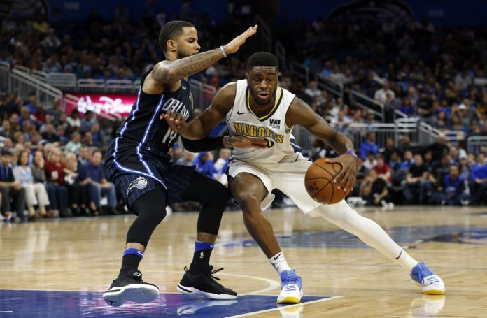 Nuggets beat Magic to end four-game skid