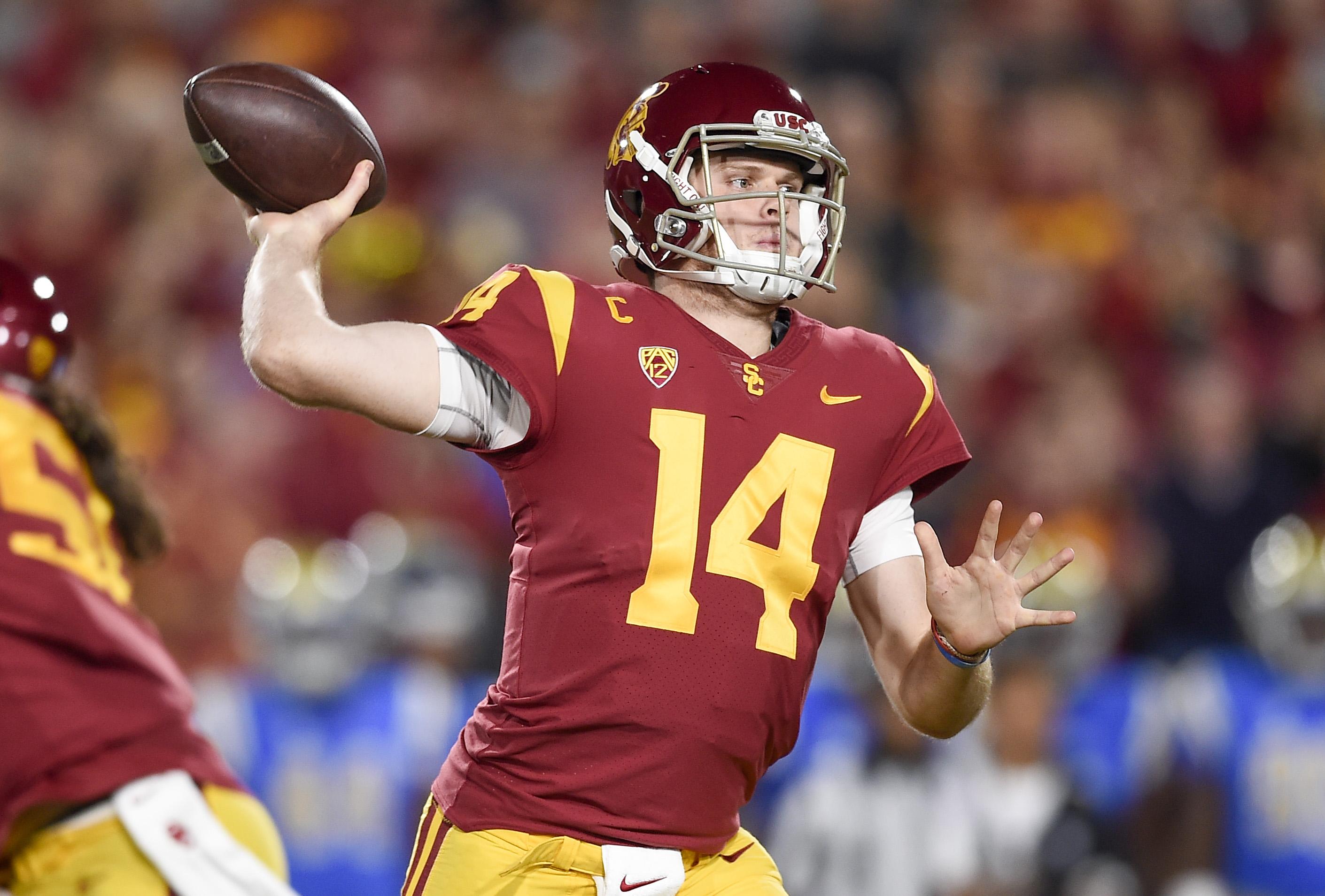 Broncos Blitz Why The Broncos Might Draft Sam Darnold