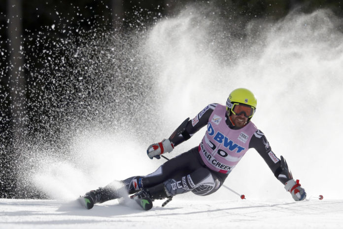Alpine skier Mikaela Shiffrin masters the downhill in her spare time