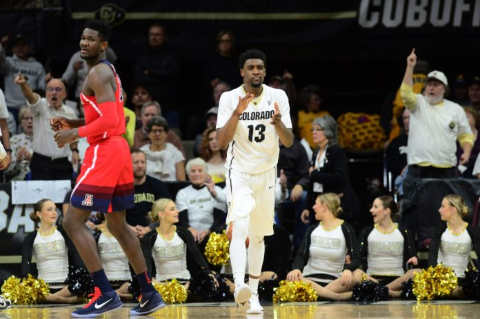 Colorado knocks off No. 14 Arizona
