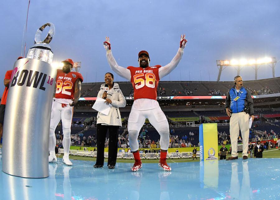 Broncos' Von Miller: Patriots and their 'voodoo' will win Tremendous Bowl