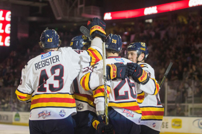 Colorado Eagles Thrilled To Be Back On Top In The Kelly Cup Finals