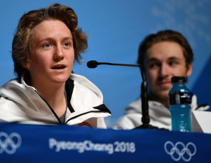 How Red Gerard's Family Helped Him To Win Olympic Gold