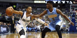e18d52d1e A statistical look at how trading Emmanuel Mudiay for Devin Harris will  improve Nuggets as a team