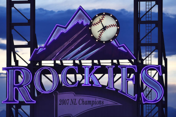colorado rockies announce agreed terms with draft picks first round