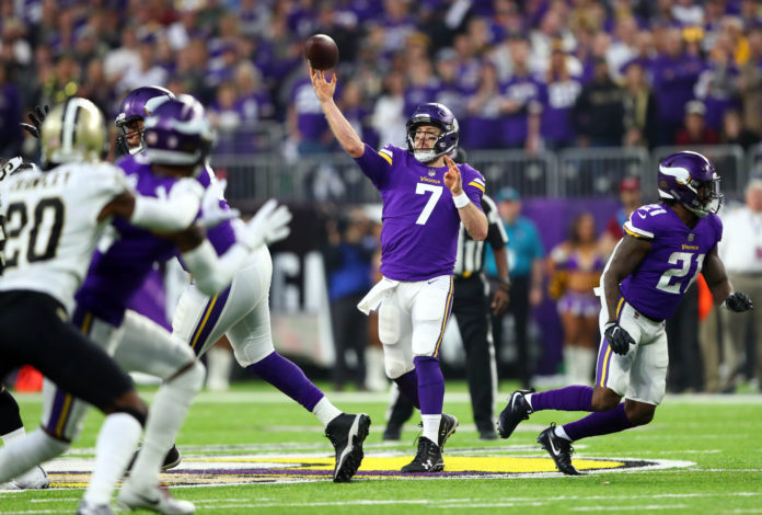 Keenum Intends to Sign with Broncos