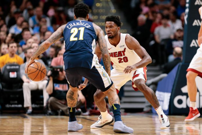 Wilson Chandler gets hot Monday with 26 points in Nuggets' overtime loss
