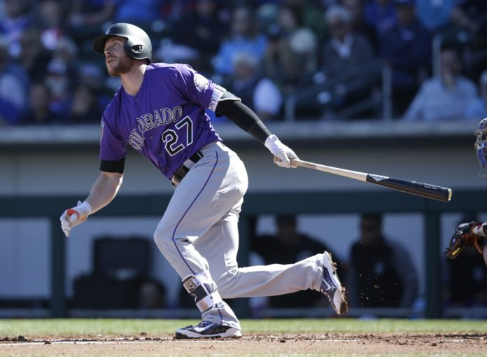 8a947154a41f Trevor Story improving his plate discipline to push Rockies to their  final  goal  in 2018