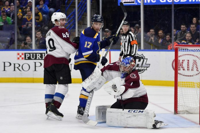 Avalanche Deal Blues Costly 4-1 Defeat