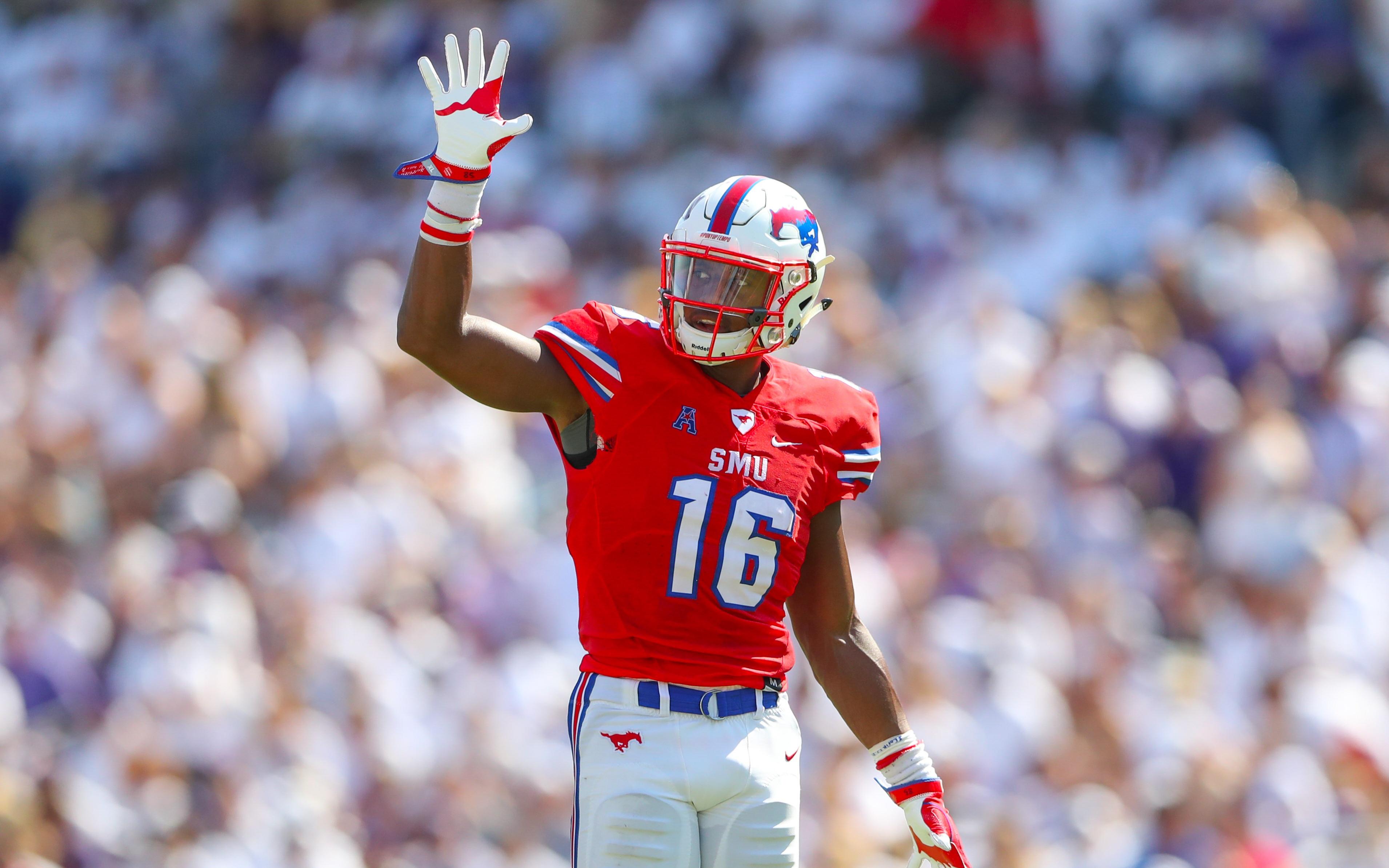 Denver Broncos: Get to know new WR Courtland Sutton