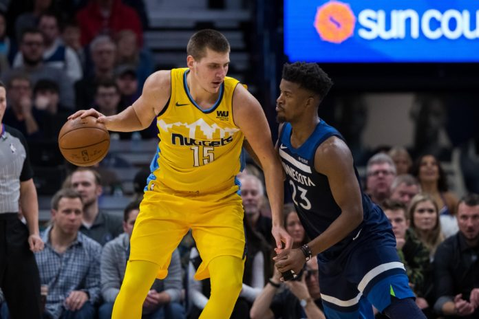 Timberwolves make playoffs for first time in 14 years