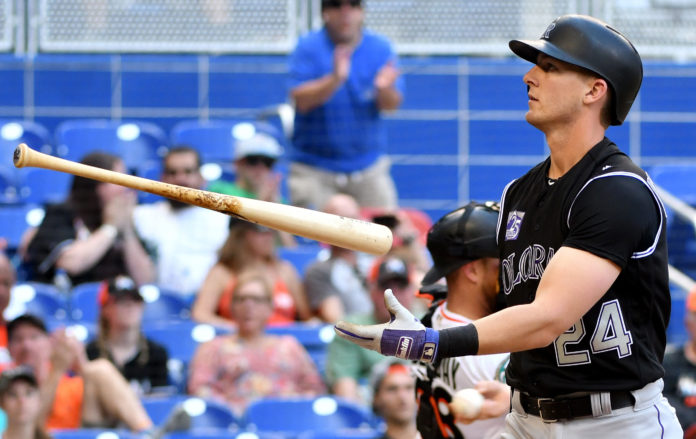 Streak Snapped - Rockies 3, Cubs 1