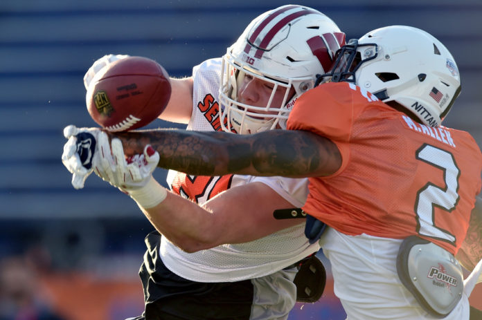 Broncos Select Troy Fumagalli In 5th Round Of NFL Draft