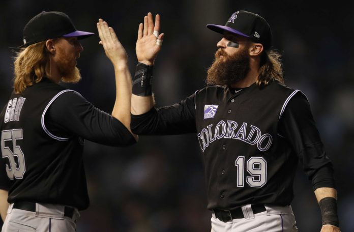 Baseball roundup: Cubs beat Rockies for fifth straight win