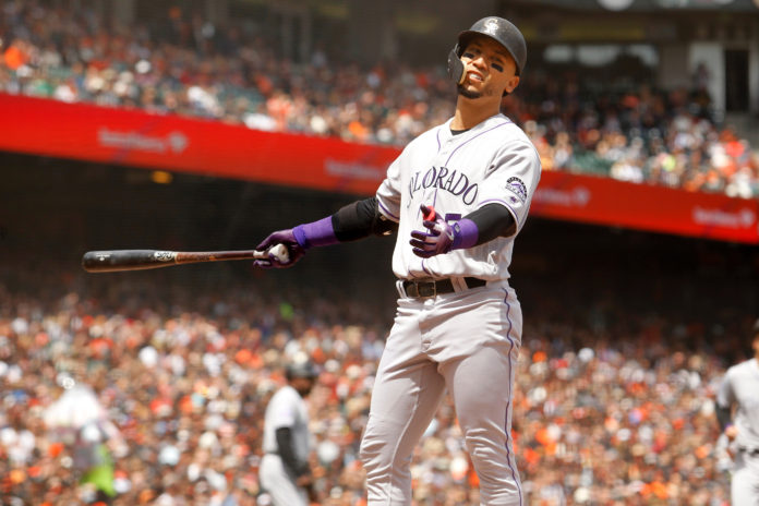 2e9444db By the Numbers: The Rockies' offense has been historically bad ...