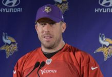 Case Keenum. Credit: Kirby Lee, USA TODAY Sports.