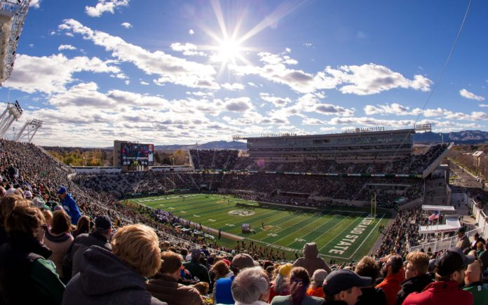 Canvas Stadium in Nov. 2017. Credit: Isaiah J. Downing, USA TODAY Sports.