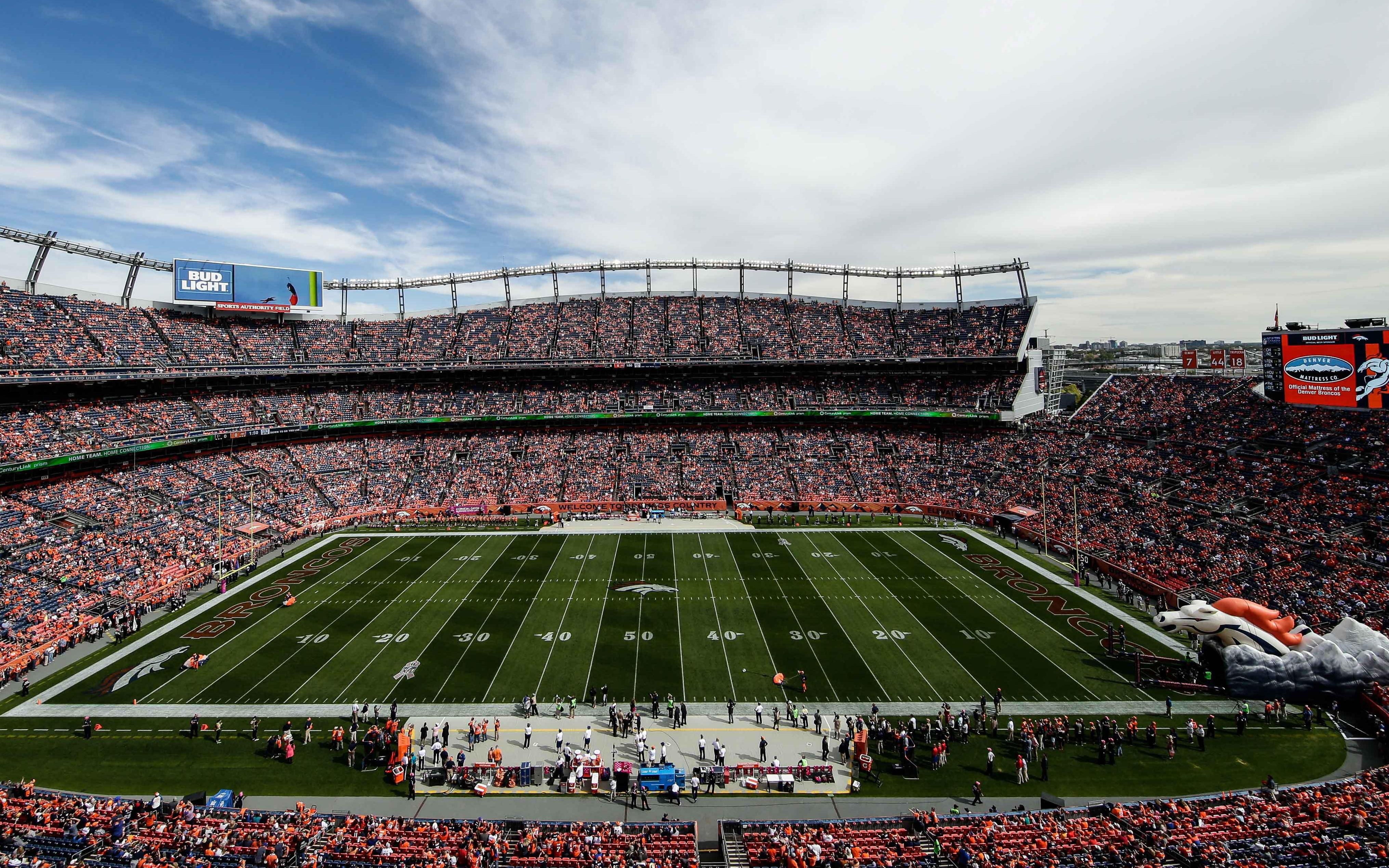 Mile High Stadium. Credit: Isaiah J. Downing, USA TODAY Sports.