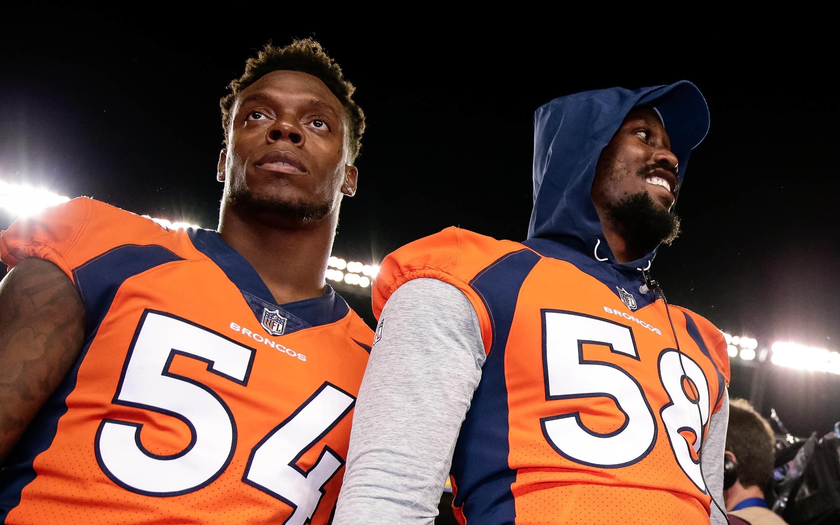 Nfl Com Names Denver Broncos Linebacker Unit Best In Nfl