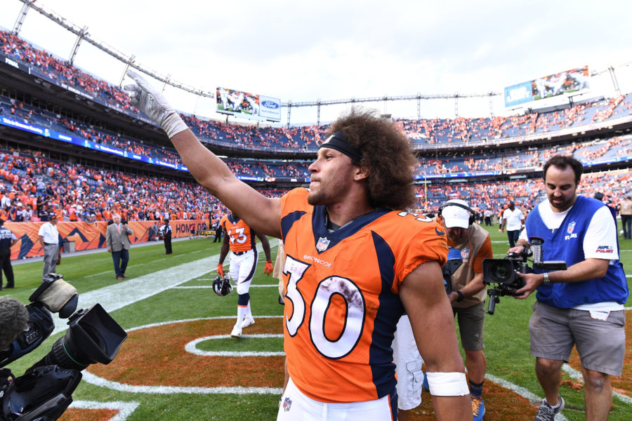 Phillip Lindsay Is Quickly Becoming Denver S Best Running Back