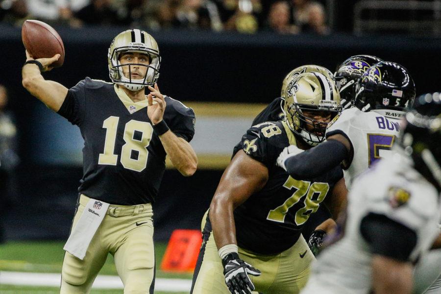 Broncos sign former CSU quarterback Garrett Grayson to practice ...