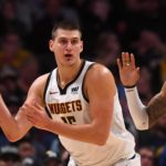 Nikola Jokic. Credit: Ron Chenoy, USA TODAY Sports.
