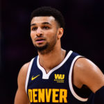 Denver Nuggets guard Jamal Murray (27) during the second half against the Utah Jazz at the Pepsi Center.