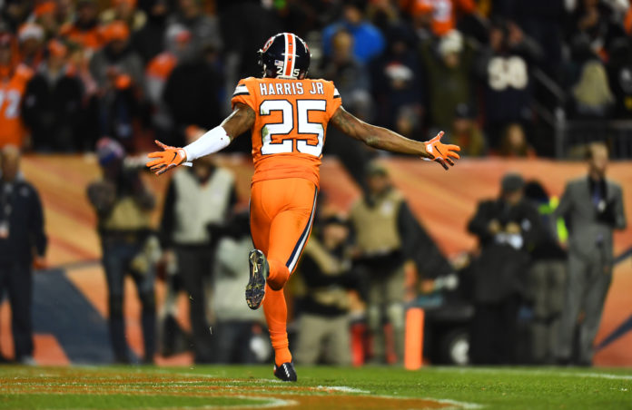 wholesale dealer 93a80 0f50c Time to discuss Chris Harris Jr. and his future in Denver ...