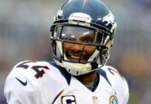 Champ Bailey. Credit: USA TODAY Sports.