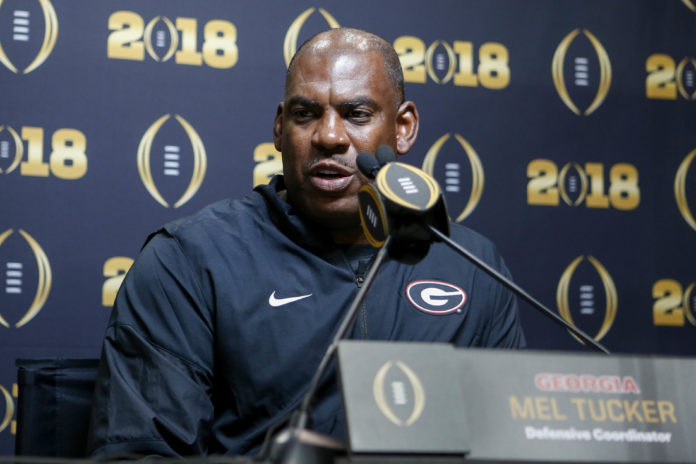 Georgia DC Mel Tucker expected to be named Colorado coach