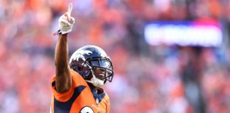 Chris Harris Jr. Credit: Ron Chenoy, USA TODAY Sports.