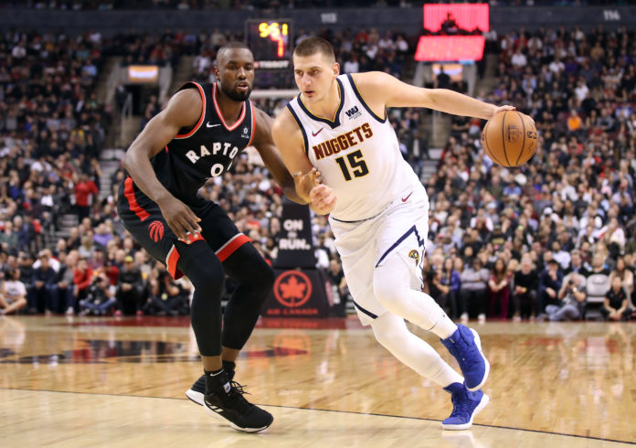 Jokic downs Raptors as Nuggets continue to impress