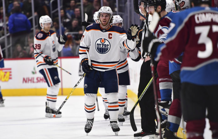 Hitchcock: Oilers Klefbom out