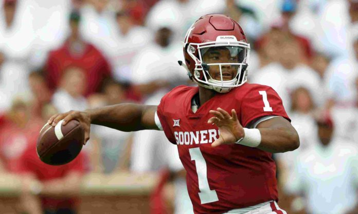 Deion Sanders to Kyler Murray: Pick up the bat, don't look back
