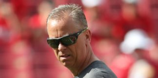Todd Monken. Credit: Kim Klement, USA TODAY Sports.