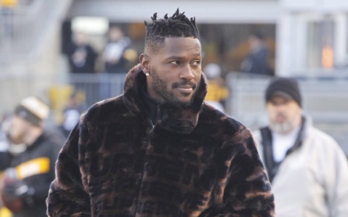 Steelers expecting a first-round pick for Antonio Brown — La Canfora