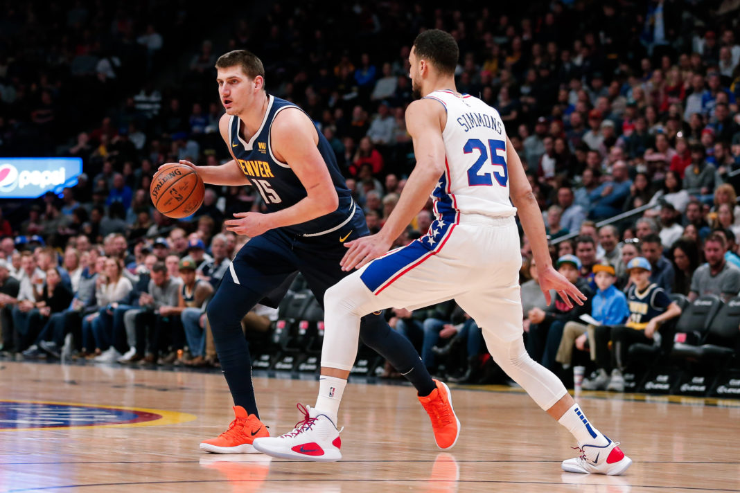 nuggets 76ers props