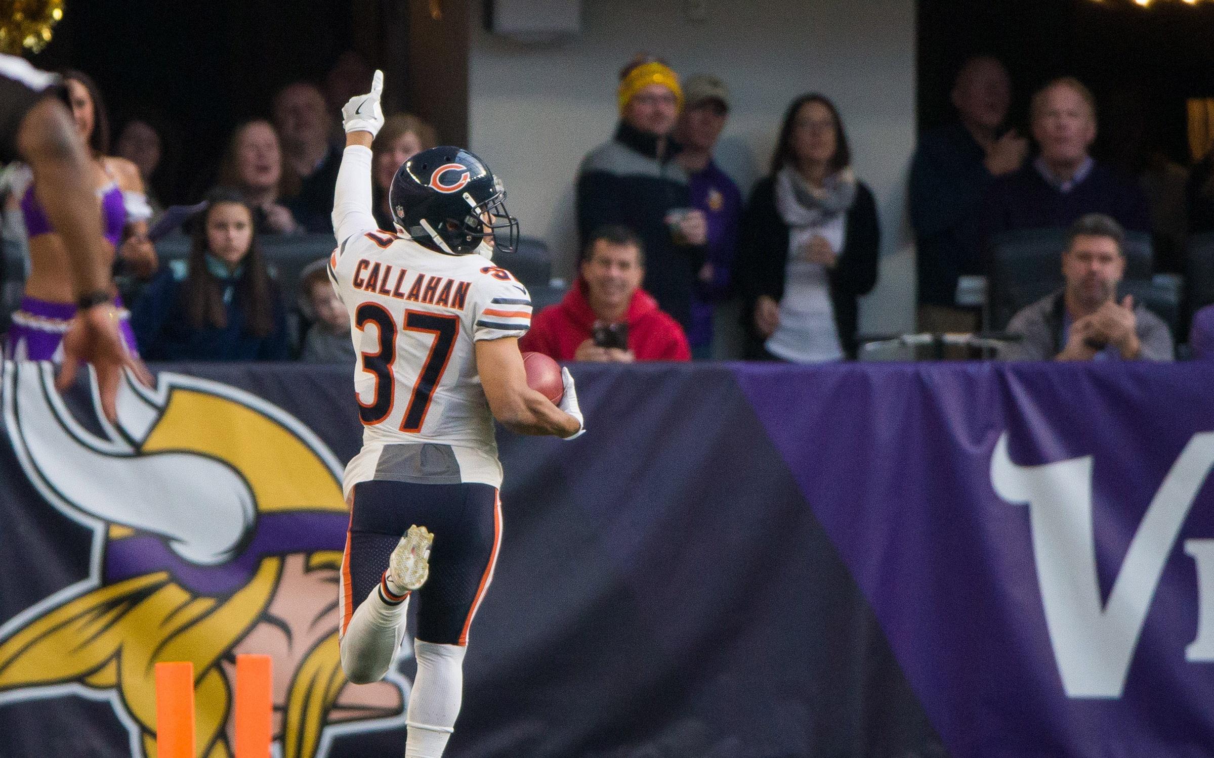 Bryce Callahan. Credit: Brad Rempel, USA Today Sports.