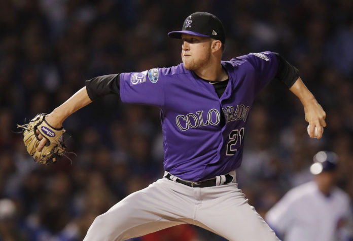 Rockies would be wise to extend hometown ace Kyle Freeland
