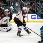 San Jose Sharks vs. Colorado Avalanche, May 8, 2019. Credit: Stan Szeto, USA TODAY Sports.