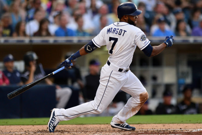 Rockies brushed away by Padres' bats, continue league-worst skid