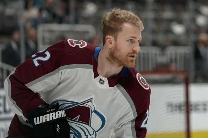 Colorado Avalanche captain Landeskog out indefinitely