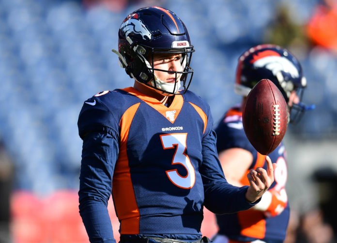 Drew Lock looks like answer to Broncos' fans prayers