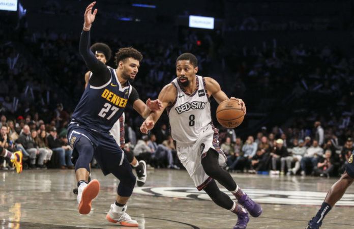 Dinwiddie's victor  caps wild 4th as Nets top Nuggets