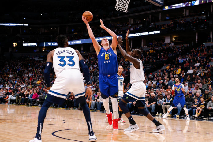 """""""I have been in the league for a long time, have been around the game my whole life, coached LeBron who was a triple-double threat every night, but Nikola is a guy that every night can go out there every night and actually get a triple double. When you look at the NBA right now, guys like Giannis; guys like LeBron, Luka and Nikola — those guys are incredible and for him to be that high at such a young age and you know he is going to get a lot more, it just speaks to his greatness and how he can impact the game on so many levels. That is why we love that he is a Denver Nuggets and is going to be here for a long long time."""""""