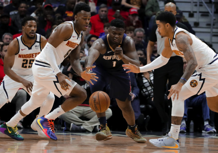 nuggets pelicans betting