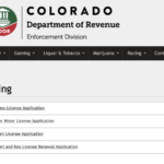 colorado gaming commission