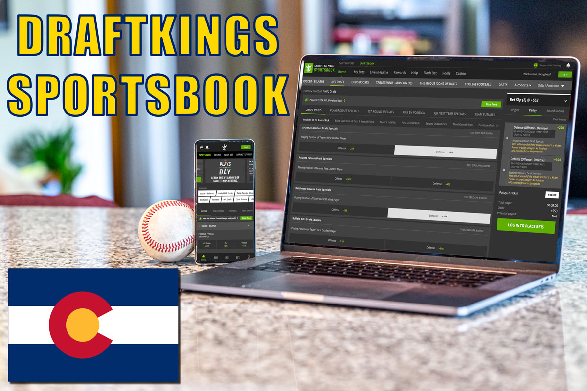 draftkings sportsbook colorado