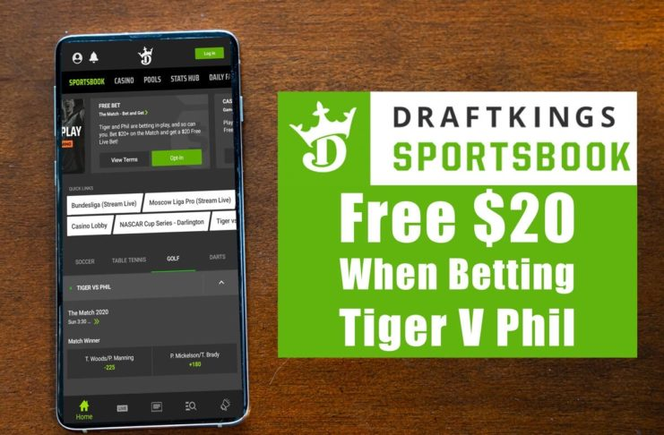 draftkings sportsbook colorado tiger phil