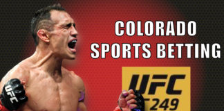 colorado online sports betting ufc 249